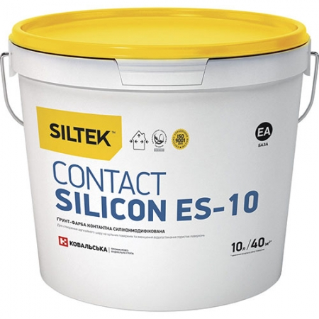SILTEK Contact Silicon ES-10