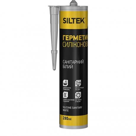 SILTEK Герметик силиконовый санитарный