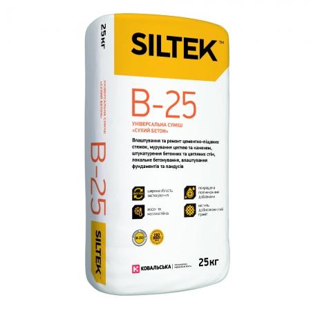 SILTEK B-25