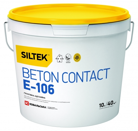 SILTEK Beton Contact E-106