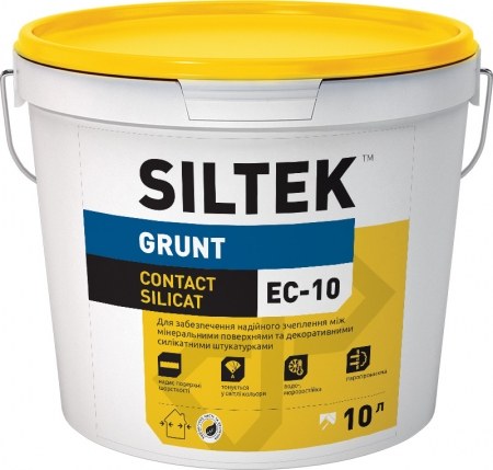 SILTEK Contact Silicat EC-10