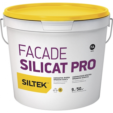 SILTEK Facade Silicat Pro