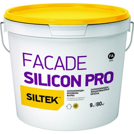 SILTEK Facade Silicon Pro