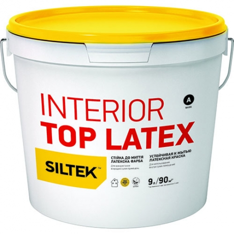 SILTEK Interior Top Latex