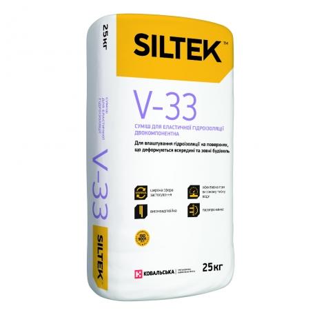 SILTEK V-33/E-33